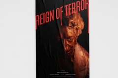 Audrey Laliberte, Reign of Terror (2020).