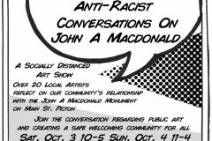 Intersections: Anti-Racist Conversations on John A. Macdonald (2020).